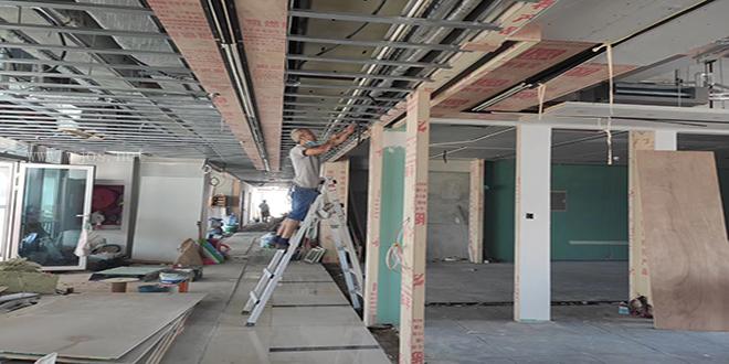 罗湖南国大厦监控摄像头安装公司 弱电施工外包服务.jpg