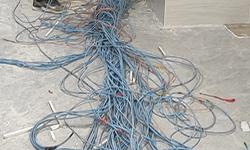 深圳专业承接光纤机柜、布线机柜、机房机柜等弱电工程安装公司
