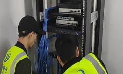 中国电子深圳湾总部基地建设综合布线弱电工程