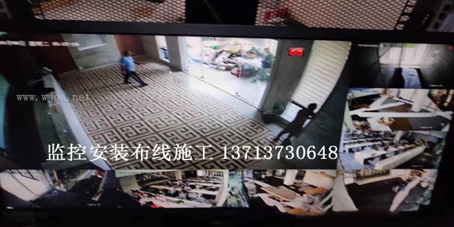 深圳市万科前海企业公馆12栋AB监控安装布线施工.jpg