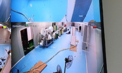 监控摄像机监控设备的安装方法 监控云台于解码器安装