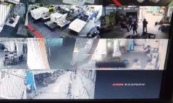 深圳鲤鱼门街附近红外线监控摄像头安装 南山区专业监控弱电安装公司