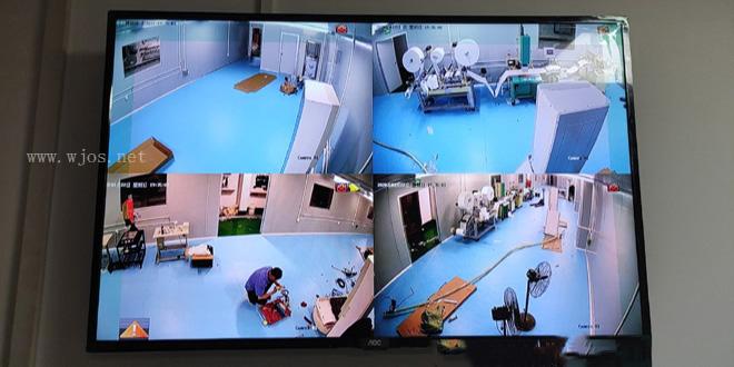 监控摄像机监控设备的安装方法 监控云台于解码器安装.jpg