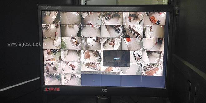 南山区妈湾大道附近办公室监控 深圳中心路上的一号路弱电公司.jpg