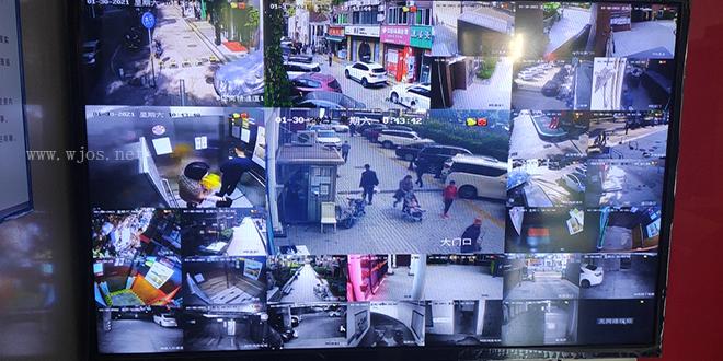 深圳鲤鱼门街附近红外线监控摄像头安装 南山区专业监控弱电安装公司.jpg