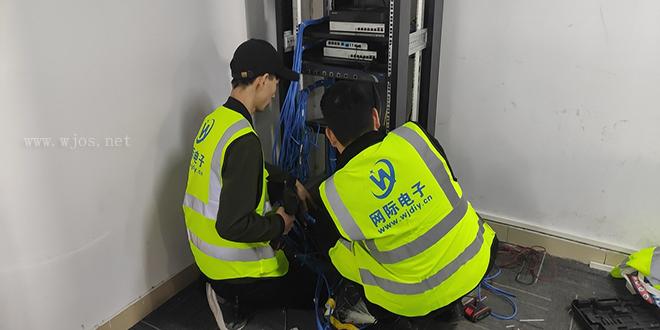 深圳南山区A号路附近机房布线弱电公司 机房布线的五个要点.jpg
