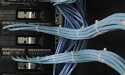 弱电怎么走线 深圳弱电综合布线系统上门安装