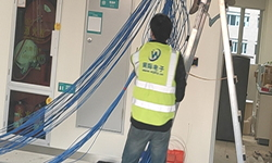 深圳新洲八街附近弱电施工人员 福田区弱电公司联系电话