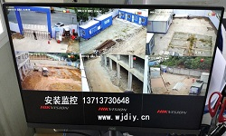 深圳洪湖一路附近安装监控 宝岗路弱电综合布线